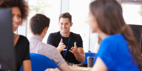 community manager coworking space